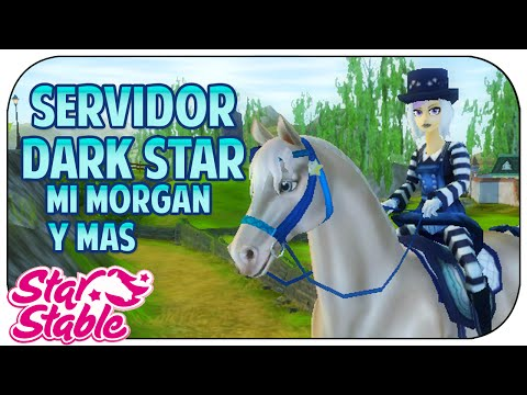 Star Stable - En el servidor Dark Star comprando un Morgan!