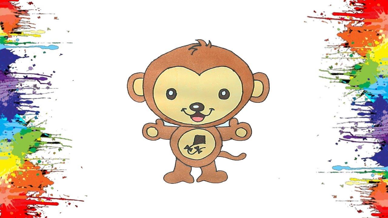 Animazoo L Kako Macaco L Desenho No Youtube L Desenho Infantil