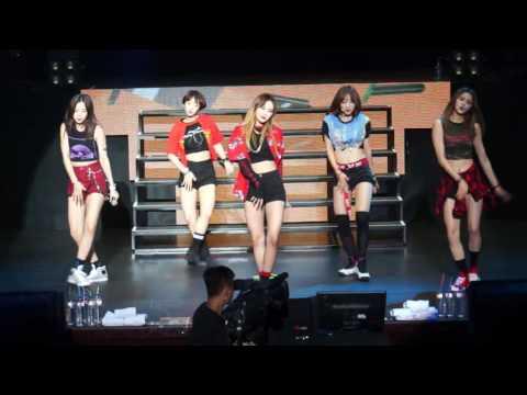 【CREAM】💖 EXID 2016 Leggo World in Taiwan (0925)
