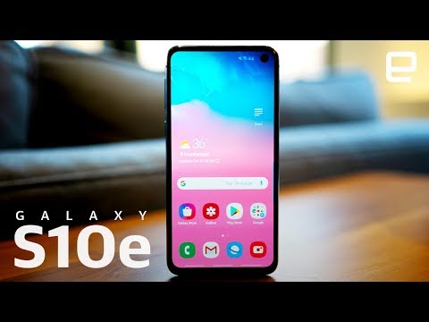 Samsung Galaxy S10e Review: Smaller, but not lesser