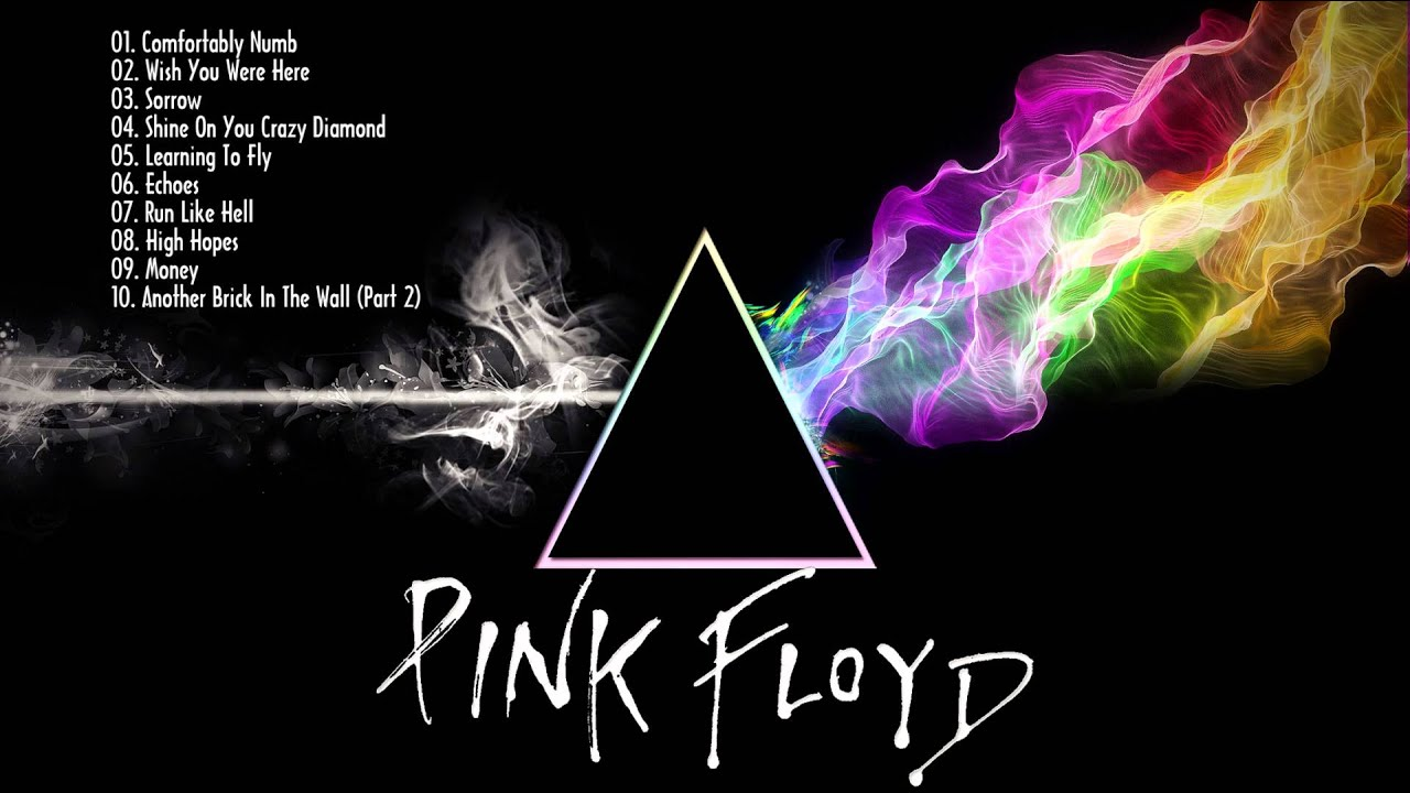 Pink Floyd Greatest hits - Top 10 Songs Of Pink Floyd