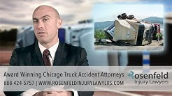 Award Winning Chicago Truck Accident Attorneys - Rosenfeld Injury Lawyers