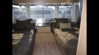 Twin Front Bed Airstream Flying Cloud 27fb For Sale Travel Trailer