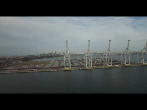 Port of Melbourne - Newport