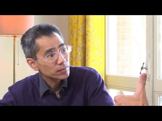 Hoogleraar Peter Ho: China wordt 'de nieuwe nummer één' van de wereld #vdotv