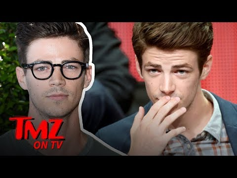 'The Flash' Star Grant Gustin Triggers Alarm After Vaping On Flight | TMZ TV