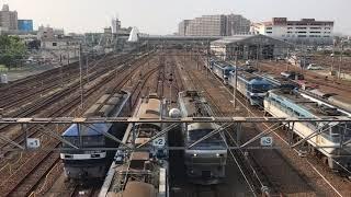 【稲沢駅】通過列車集