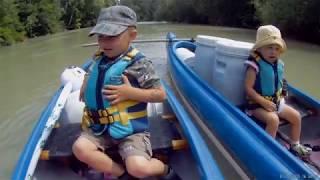 Splav Malého Dunaja 2017