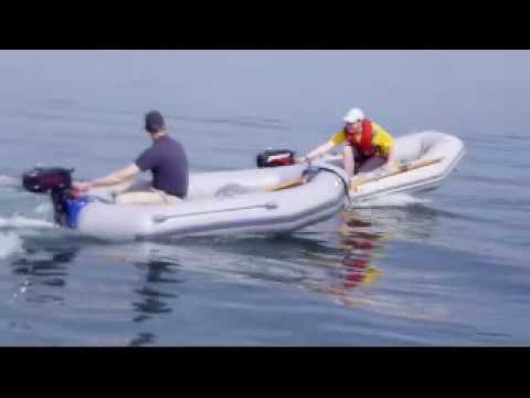 AVON INFLATABLE - Rover or Redstart - which is fastest?