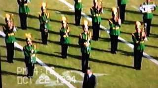 Nikki Rowe HS Band (1994) -