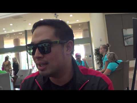 ONE ON ONE INTERVIEW WITH JED MADELA BY THE SHOWBIZ WATCHER