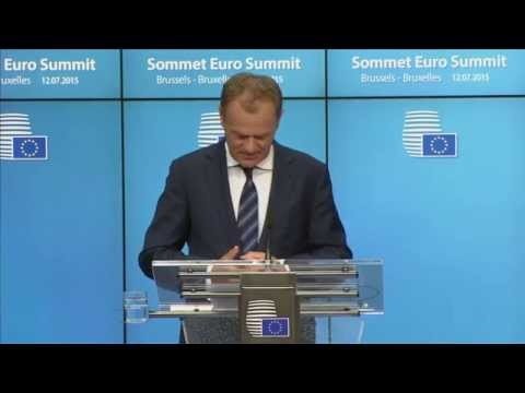 Greek bailout deal: What Greece has agreed to explained in 90 seconds