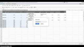Google Docs üzerinde NN gadget oluşturma