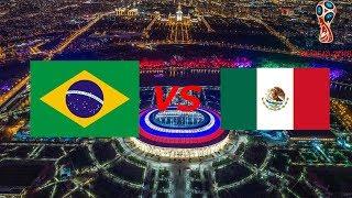 MM-Kisat 2018 Fifa 18 | Osa 25 Brasilia vs Meksiko