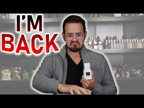 IT'S BEEN A WHILE | AJMAL AMBER MUSC FRAGRANCE | MAXAROMA REVIEW