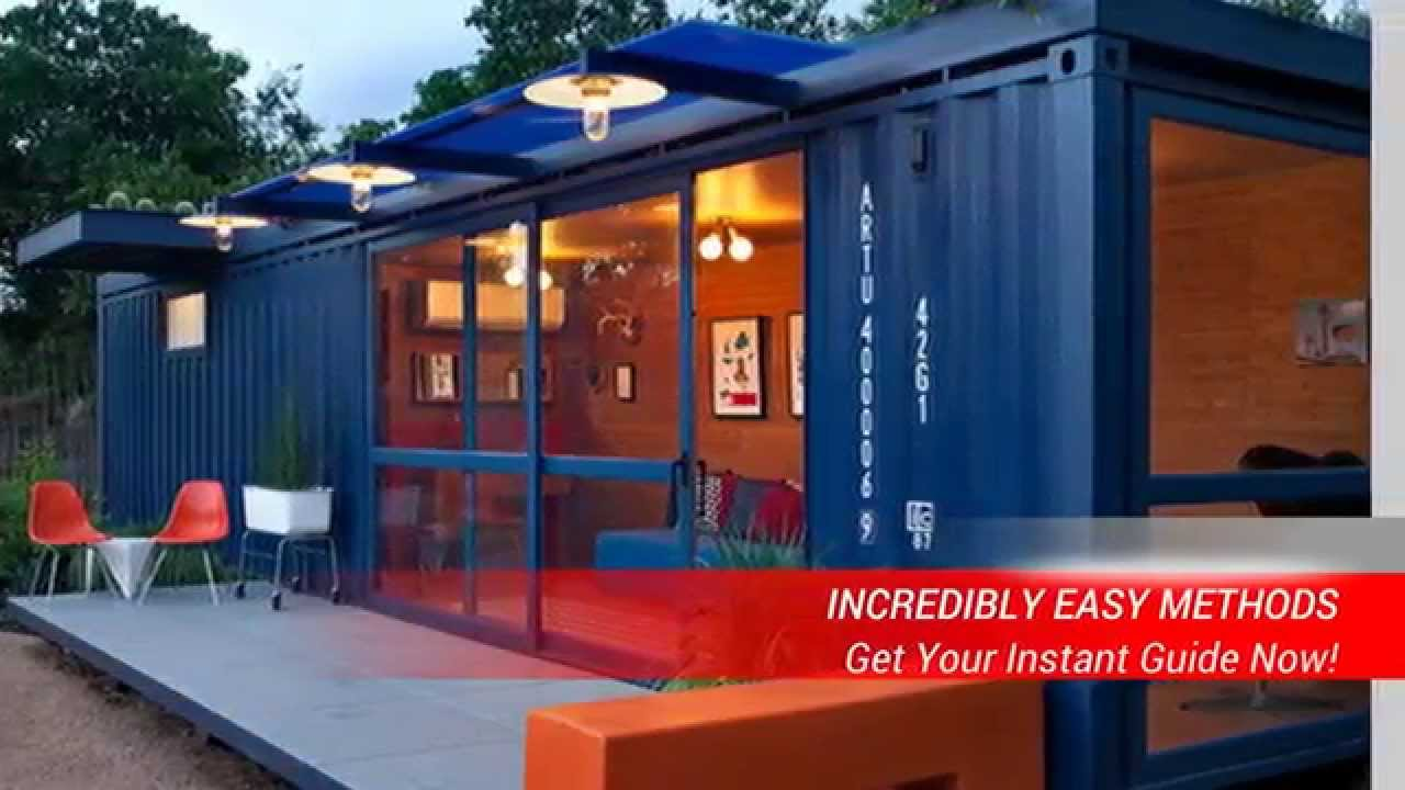 Best Kitchen Gallery: Build A Container Home Shipping Container Home Step By Step of Easy Build Shipping Container Homes on rachelxblog.com