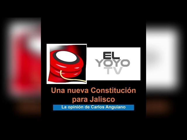 Una nueva Constitución para Jalisco.