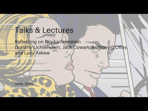 Reflecting on Roy Lichtenstein