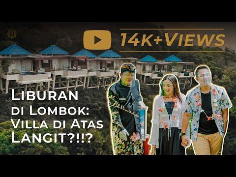 5* Villa yang Tergantung di Udara? Luxury Resort di Lombok Dibuka Kembali!