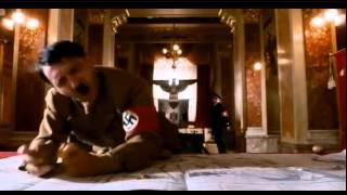 Гитлер Капут . Монолог - речь Гитлера. Прикол смотреть и повторять.