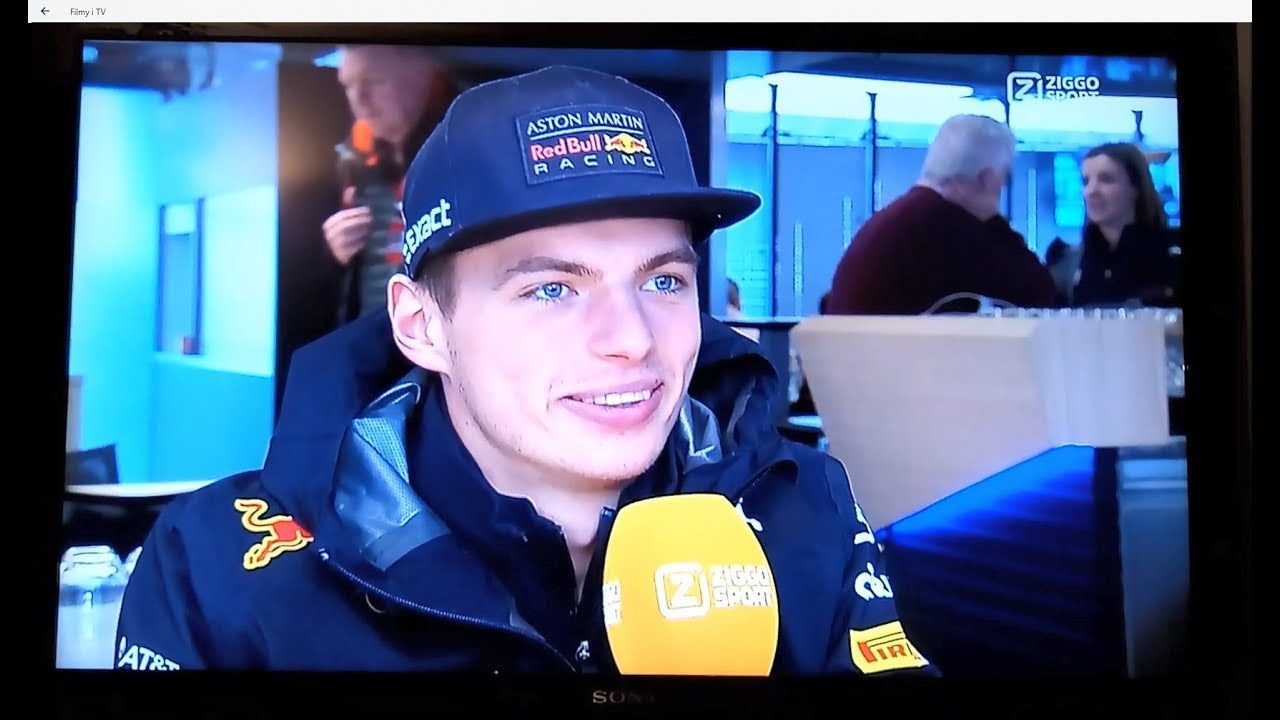 Olav Mol interview with Max Verstappen, Barcelona F1 tests 1st week