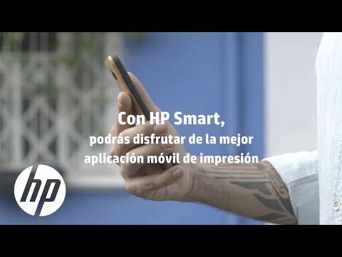 Presentamos la Impresora sin cartuchos HP Smart Tank Plus 550 | HP