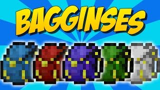 BAGGINSES: Mochilas Upgradeables Y Del Fin - Minecraft Mod 1.10/1.9/1.8.9/1.7.10
