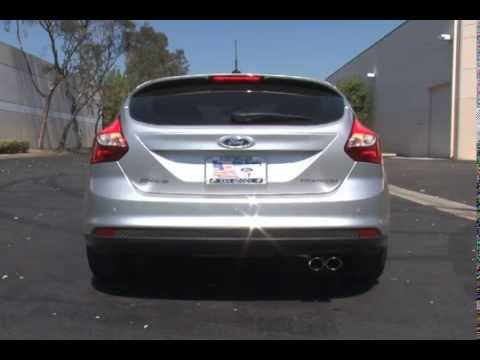 2012 2015 ford focus exhaust system magnaflow 15072 stainless steel