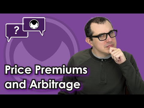 Bitcoin Q&A: Price premiums and arbitrage