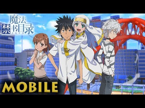 Gile Grafiknya! | Toaru Majutsu no Index MOBILE [CN] Android Action-RPG (indonesia)