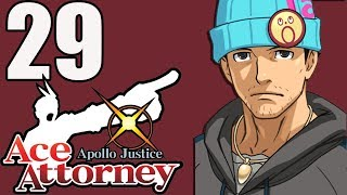 Ace Attorney: Apollo Justice (Blind) -29- Turnabout Succession