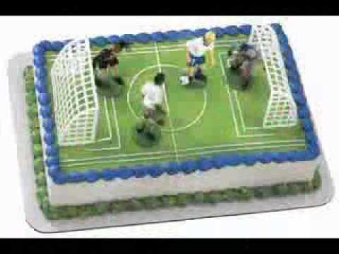 Boy birthday cake decoration ideas - YouTube