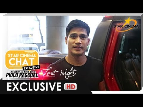We went to work with Piolo Pascual | 'Last Night'