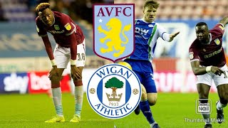 Aston Villa vs Wigan Athletic 0-3 |Away Days|What The F*ckng Hell was that