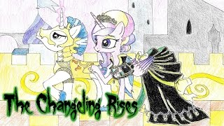 The Changeling Rises (Chrysalis/Cadance Cover)