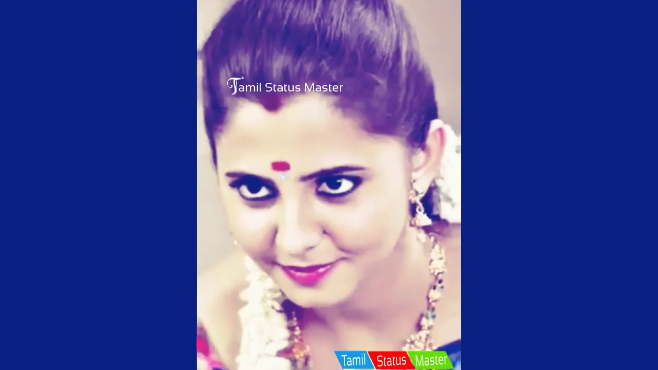 romantic love song whatsapp status video tamil - YouTube