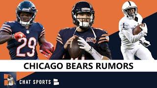 Chicago Bears Rumors: Tarik Cohen Trade? Drafting Jalen Reagor Or KJ Hamler? Biggest Draft Regret?