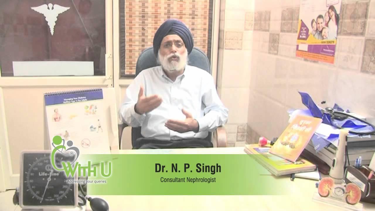 Dr  N  P  Singh