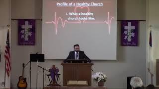 April 25, 2021 Sermon from Calvary Bible Church