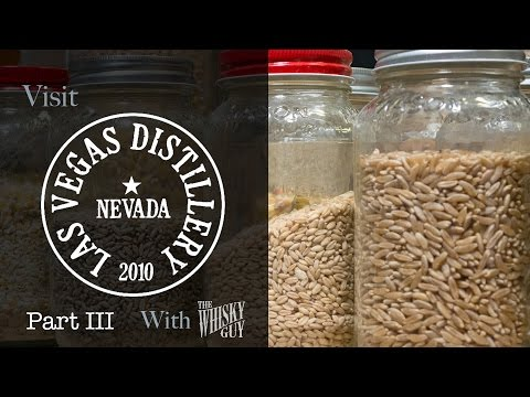 The Las Vegas Distillery in Las Vegas, NV, Part 3 - Distillery Tours with The Whisky Guy