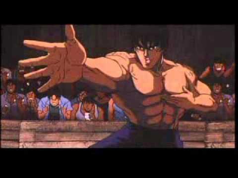SFII Animated Movie Ryu Vs. Fei Long (English Version)