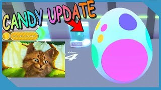 NEW CANDY UPDATE + GOLDEN TIER 15 PETS IN ROBLOX PET SIMULATOR
