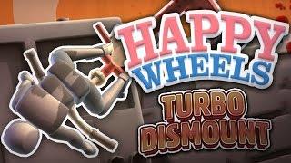 Happy Wheels: Turbo Dismount