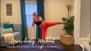 Lower Body Workout 4