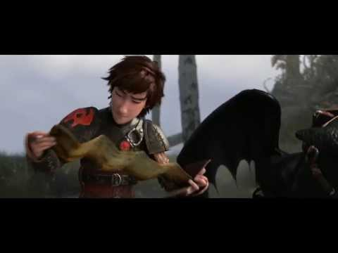 HOW TO TRAIN YOUR DRAGON 2 - 'Itchy Armpit' Clip
