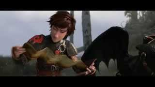 "HOW TO TRAIN YOUR DRAGON 2 - ""Itchy Armpit"" Clip"