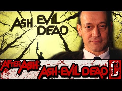 Ted Raimi of Ash Vs. Evil Dead   Collider After Ash