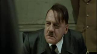 Ο Hitler πρίν το Ντέρμπυ Ολυμπιακός - Παναθηναϊκος 29/11/2009