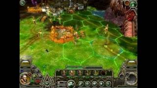 Elven Legacy PC Games Gameplay - Clip 6
