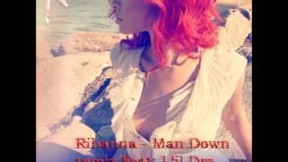 Video Rihanna Man Down Remix Feat. Lil Dre W/Lyrics On Screen download MP3, 3GP, MP4, WEBM, AVI, FLV Juli 2018